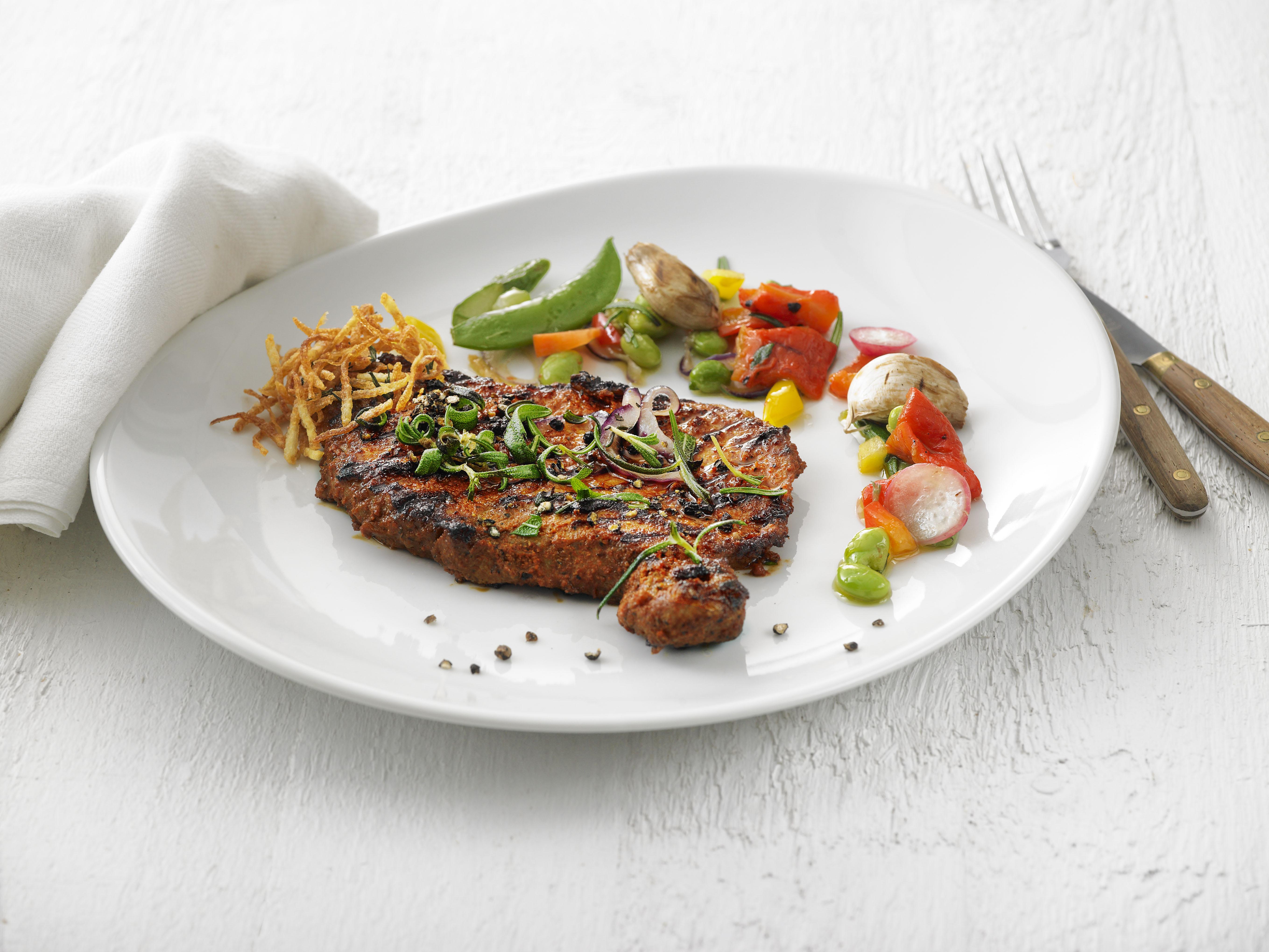 Stek- & Grillbit med grönsaksmix