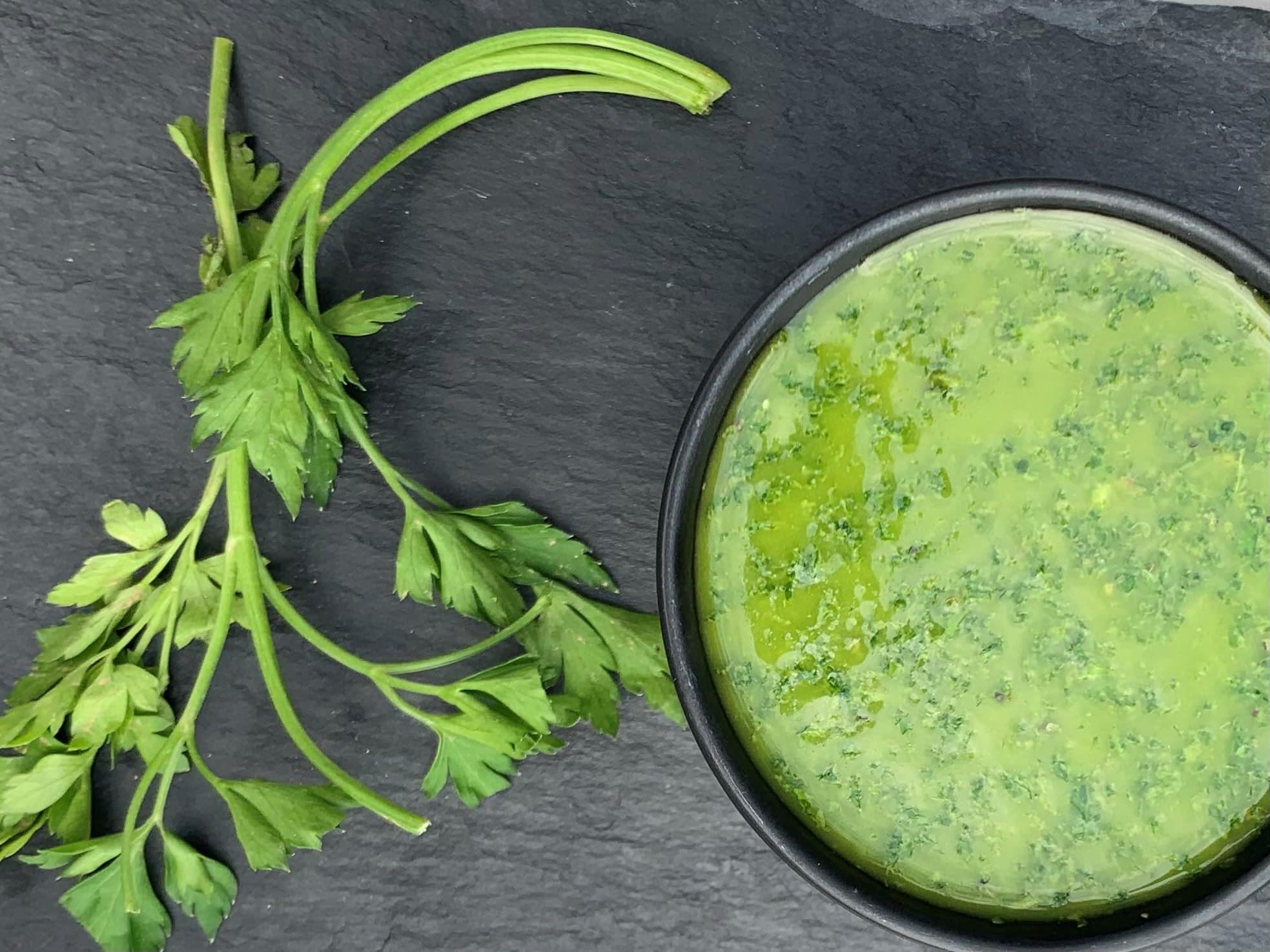 Salsa verde receptfolder